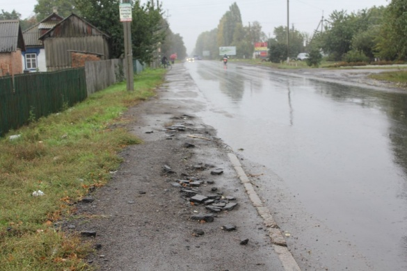 Про що говорять дороги на Черкащині, коли дорожники мовчать?