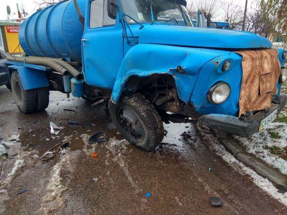 На перехресті в Черкасах сталася ДТП з постраждалими