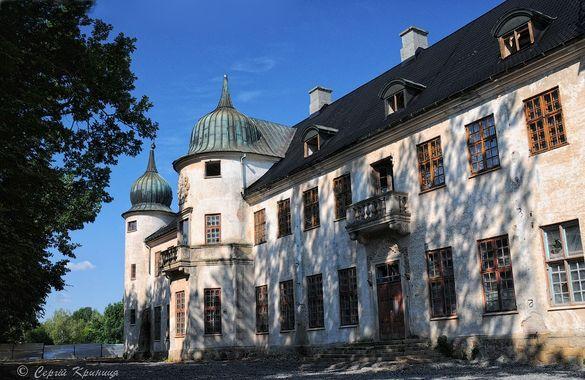 У палаці на Черкащині зніматимуть сцени для фільму