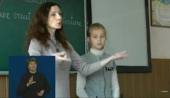 Як веде уроки краща вчителька Черкас? (ВІДЕО)