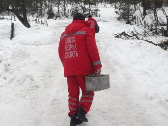 Медики йшли пішки: на Черкащині