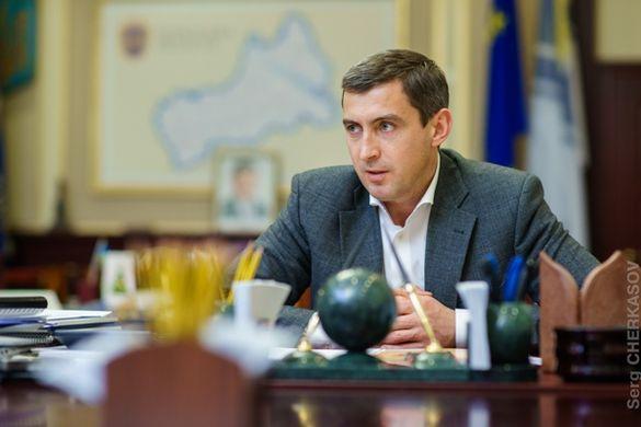 Президент видав Указ про звільнення голови Черкаської ОДА