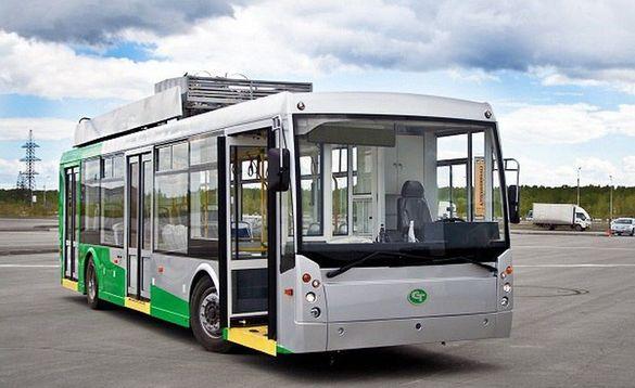 Тролейбуси, що здатні рухатися без електрики, можуть з'явитися в Черкасах