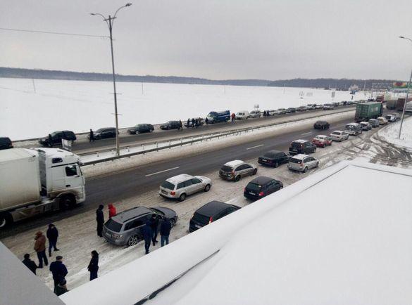 Поліція відкрила кримінальні провадження за фактом блокування доріг на Черкащині