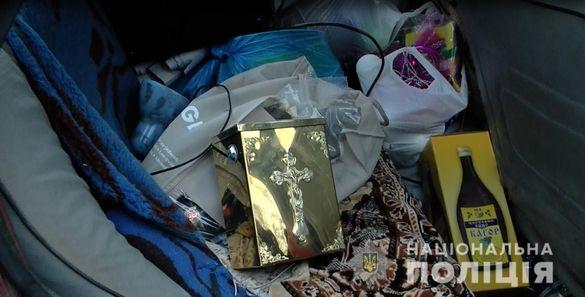 Обікрали церкви й офіси понад сотню разів: на Черкащині впіймали трьох серійників