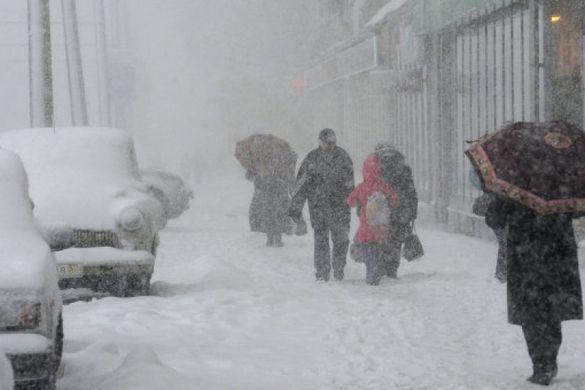 Синоптики повідомили, якими будуть перші зимові дні на Черкащині