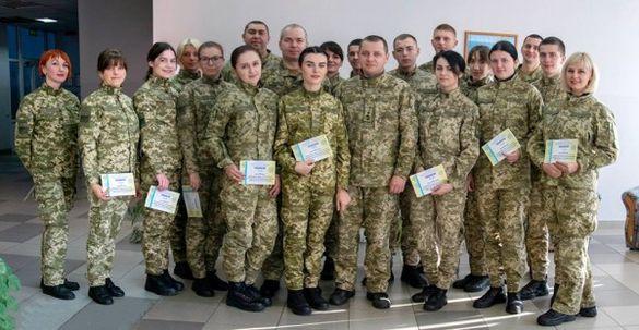 В Оршанці підготували три десятки прикордонників для захисту держави