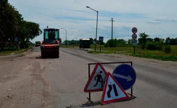 Як на Черкащині 600 млн. грн. на ремонт доріг освоювали