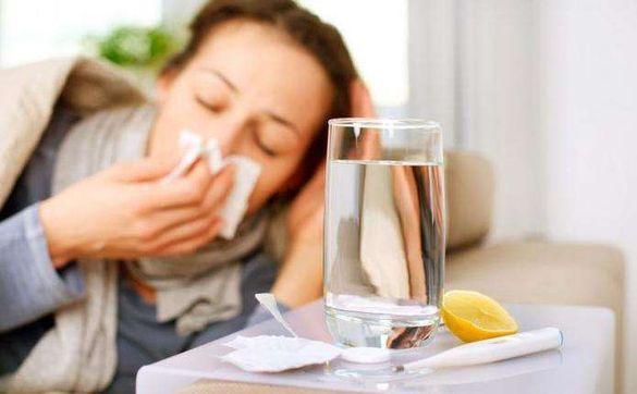 Черкащани починають стрімко хворіти на грип і застуду