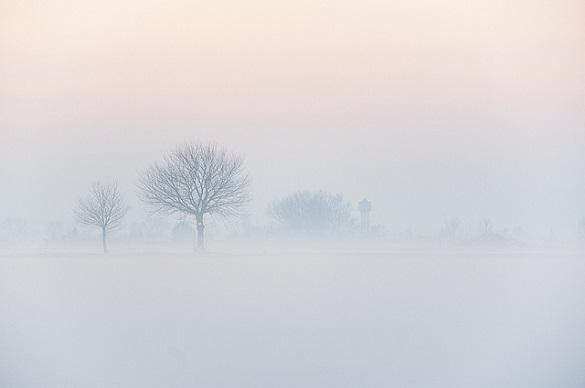Черкащан попереджають про потепління, туман та ожеледицю