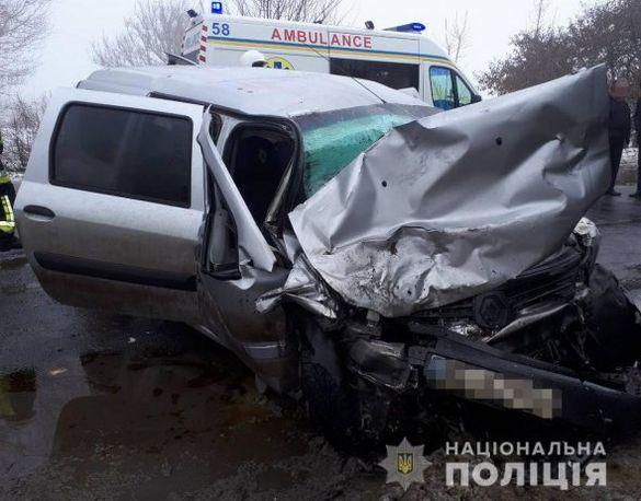 Під час фатальної ДТП на Вінничині загинув черкащанин (ФОТО)