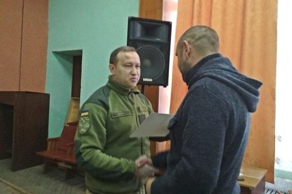 Вісім черкащан нагородили відзнаками Президента України