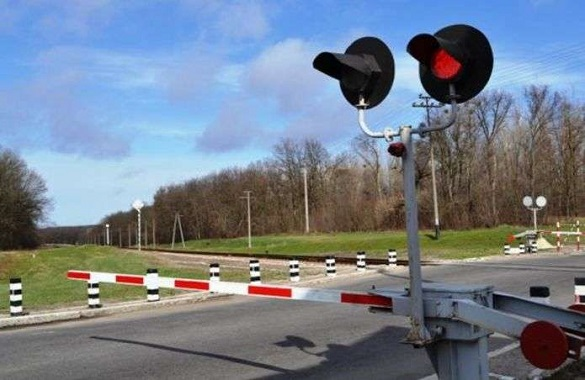 У новому році черкаські залізничні переїзди зроблять безпечнішими