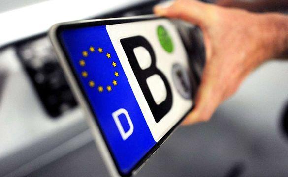 Черкащани не поспішають розмитнювати автівки на єврономерах