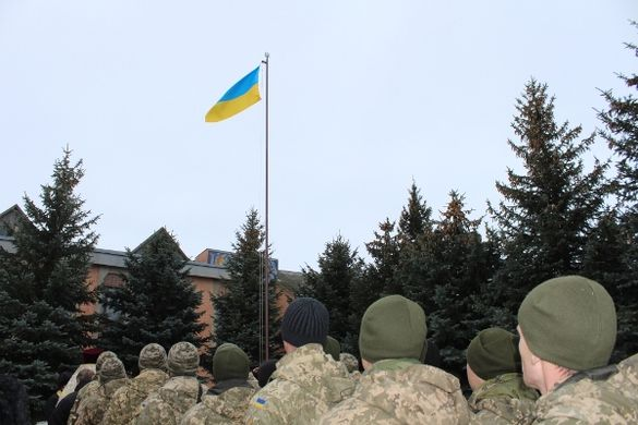 На честь загиблих бійців облаштували Алею пам'яті на Черкащині (ФОТО)
