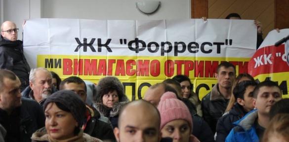 У Черкасах власники квартир у новобудові готові до радикальних дій (ВІДЕО)