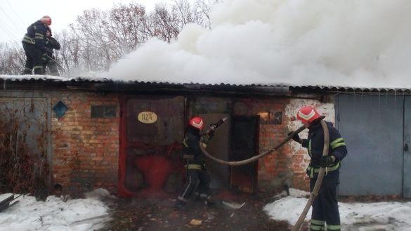 Пожежа на Черкащині забрала життя пенсіонера (ФОТО)