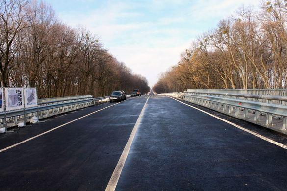 Небезпечне транспортне сполучення на Черкащині повністю оновили (ФОТО)