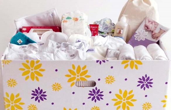 У Черкасах затвердили склад міського бебі-боксу: що увійшло в подарунковий набір?