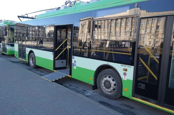 Черкаські тролейбусники знову будуть страйкувати