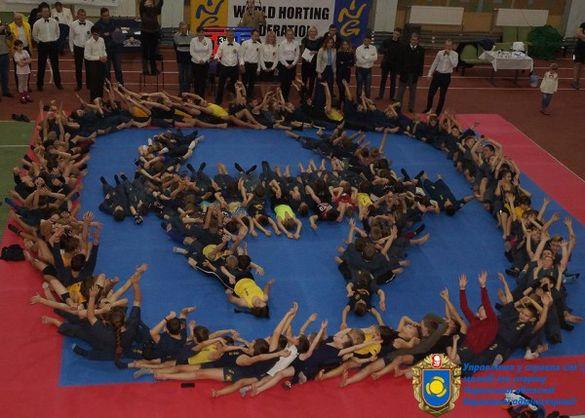 Черкащина відкрила Кубок України з хортингу національним рекордом