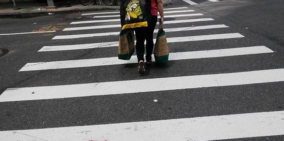 Черкасці збирають голоси за облаштування пішохідного переходу