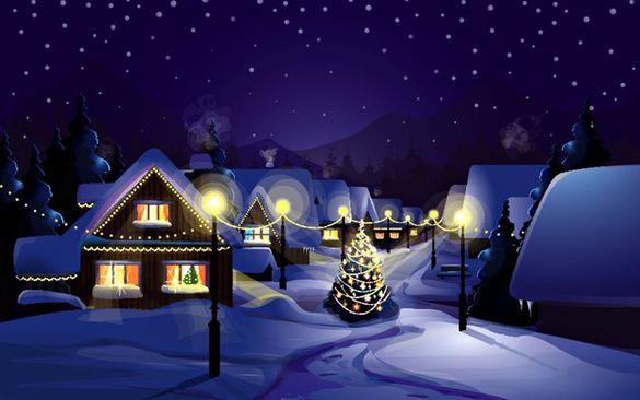 Черкащан потішить по-справжньому зимна новорічна ніч
