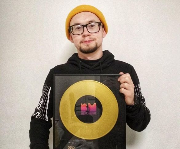 Альбом черкаського репера увійшов у ТОП-5 найкращих