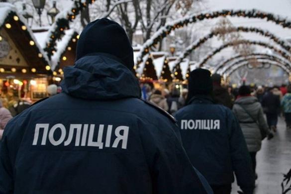 Спокій черкащан на Різдво оберігатимуть майже 400 правоохоронців