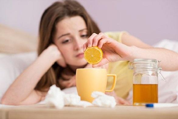 Скільки черкащан похворіли на грип та застуду в перший тиждень нового року?