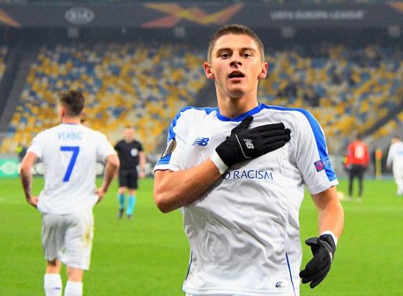 Черкаського футболіста додали до списку найперспективніших гравців Європи