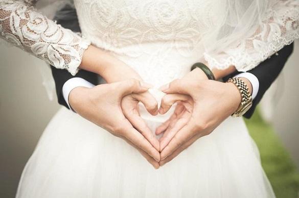 Жодна з пар у Каневі, яка одружилася у минулому році, не розлучилася