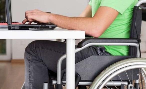 Кількість вакансій для людей з інвалідністю зросла у півтора рази