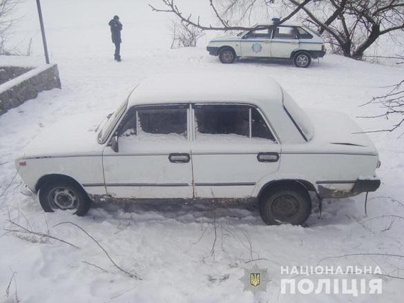 Молодий черкащанин викрав автівку й залишив її біля власного будинку