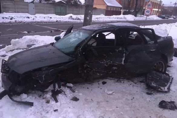 У Черкасах шукають рідних водія, який постраждав у резонансній ДТП