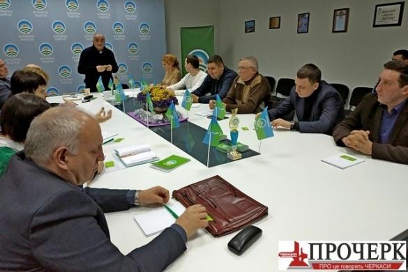 Під час виборів у ОТГ на Черкащині Аграрна партія досягла найкращих в Україні результатів