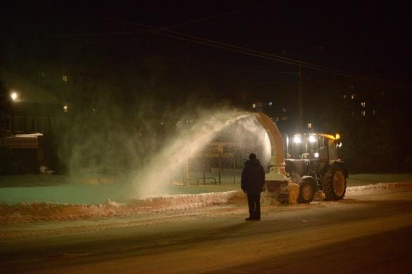 Бортник відповів на закиди щодо неповного розчищення вулиць Черкас