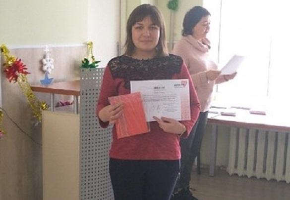 Вчителька з Черкащини стала переможницею чемпіонату з усного математичного рахунку