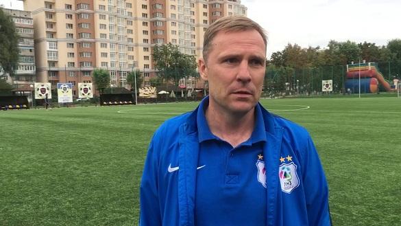 Тренер із Черкащини став кращим наставником з аматорського футболу в Україні (ВІДЕО)