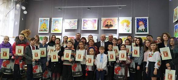 У Черкасах нагородили переможців художнього конкурсу