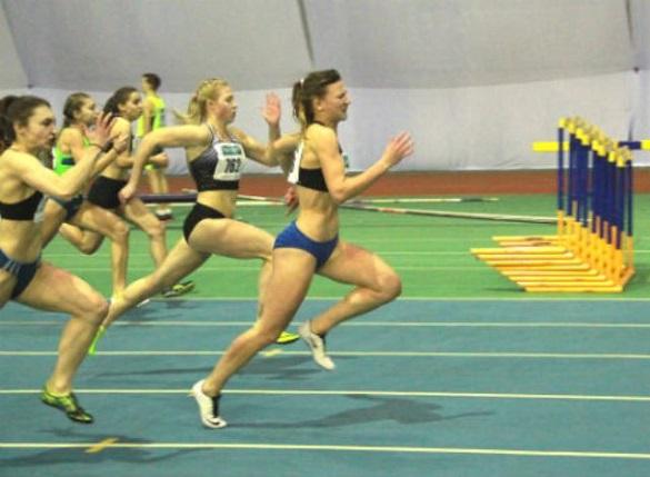 Черкаська молодь виборола три медалі на чемпіонаті України з легкої атлетики
