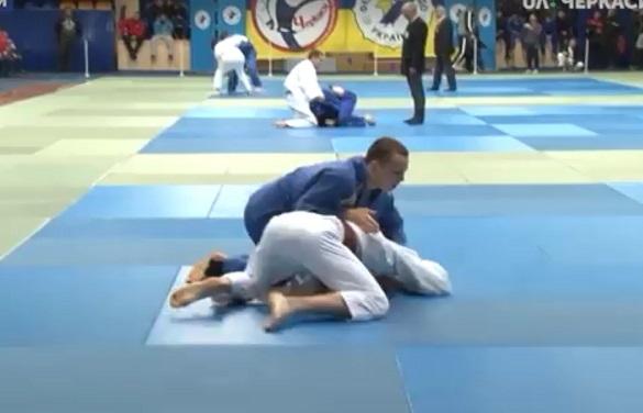 На чемпіонат України з дзюдо до Черкас з'їхались понад 500 спортсменів