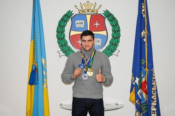 Спортсмен із Черкас став чемпіоном України з кікбоксингу серед студентів