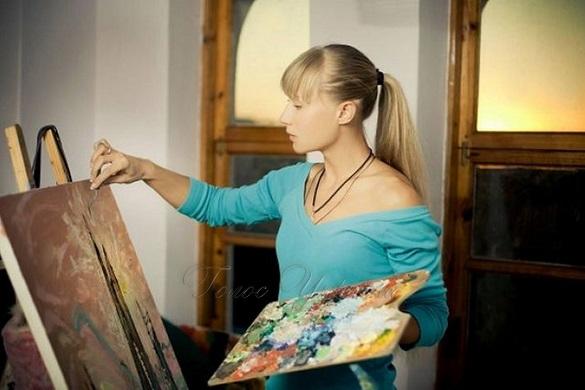 Відома художниця з Черкащини підкорює Іспанію власними картинами