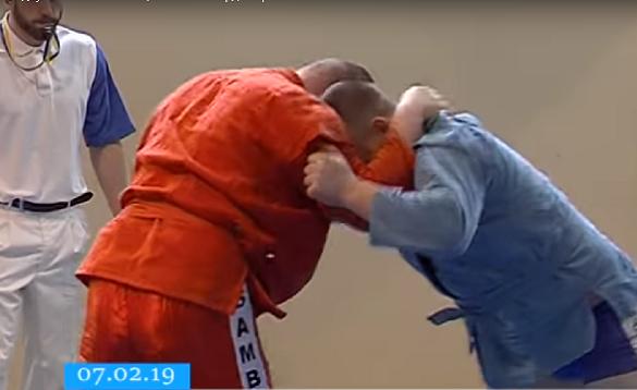 У Черкасах відбувся чемпіонат України з самбо (ВІДЕО)