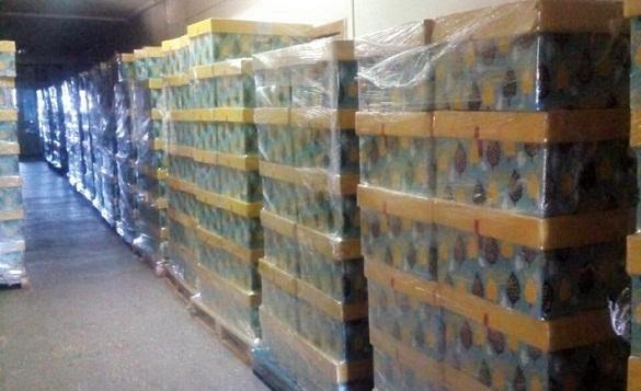 З початку року на Черкащину вже доставили майже 1000