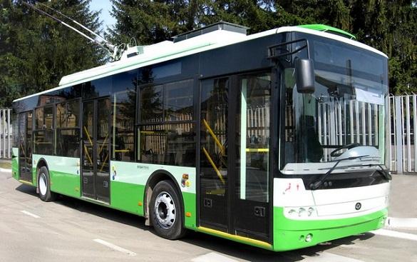 Деякі черкаські тролейбуси повернулися до звичного режиму