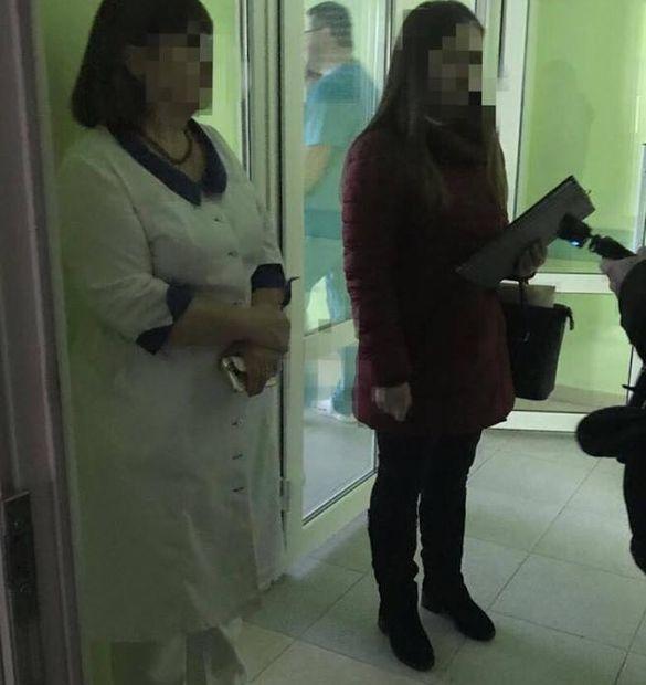 СБУ викрила на хабарах лікаря одного із медичних закладів Черкас