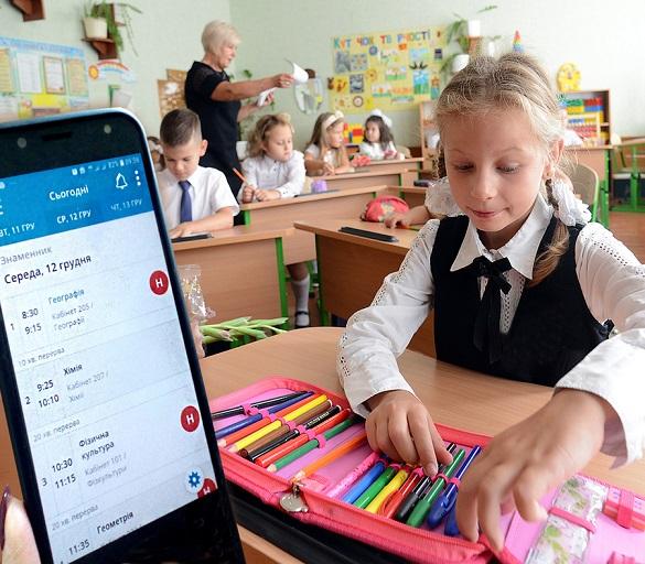 Названі школи в Черкасах, де найгірше працюють електронні щоденники