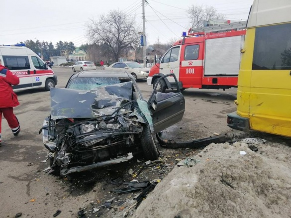 Винуватцеві жахливої ДТП на Черкащині оголошено про підозру